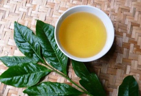 Trị sẹo mụn thật đơn giản với trà xanh