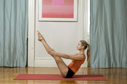 Giảm béo bụng nhanh nhờ tập yoga