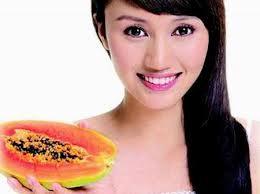 Căng da mặt tràn trề sức sống với rau, củ , quả