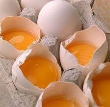 Mẹo hay giảm béo bụng từ trứng